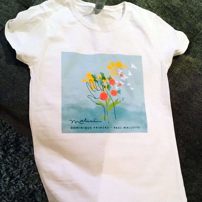 T-shirt Mahiné